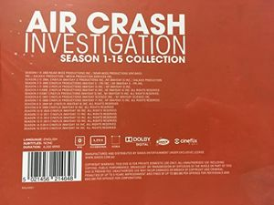 Air Crash Investigation: Season 1-15 [Import]