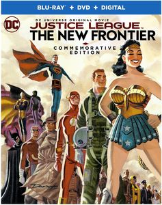 Justice League: The New Frontier (Commemorative Edition)