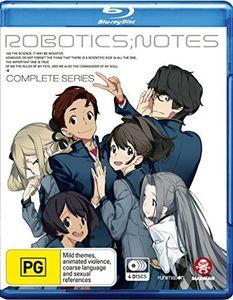Robotics;Notes: Complete Series [Import]