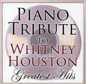Piano Tribute to Whitney Houston Greatest Hits