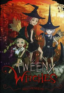Tweeny Witches 1