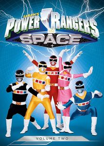 Power Rangers: In Space 2