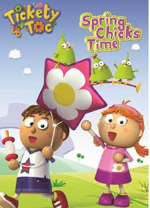 Tickety Toc: Spring Chicks Time