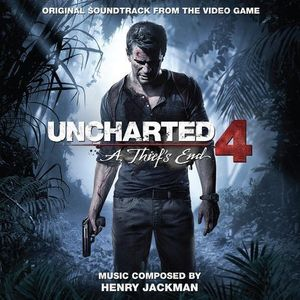 Uncharted 4 - Thief's End (Original Soundtrack)