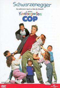 Kindergarten Cop /  Keep Case
