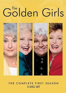 The Golden Girls: The Complete First Season