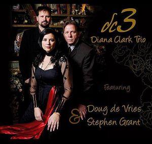 DC3 Diana Clark Trio Live