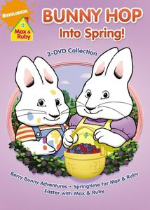 Max & Ruby: Bunny Hop Into Spring - 3 DVD Coll