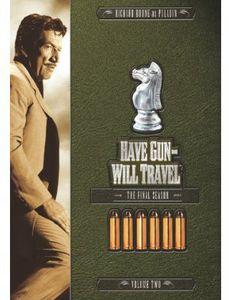 Have Gun Will Travel: The Sixth Season Volume 2