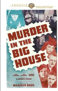 Murder In The Big House , Van Johnson