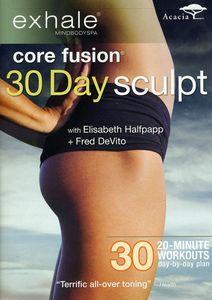 Exhale: Core Fusion 30 Day Sculpt