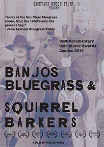 Banjos Bluegrass & Squirrel Barkers