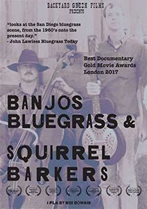 Banjos Bluegrass & Squirrel Barkers