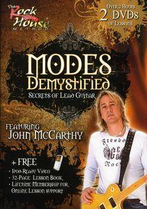 Modes Demystified: Secrets of Lead Guitar