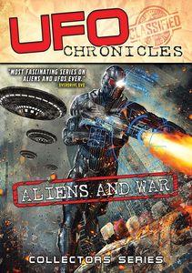 Ufo Chronicles: Aliens & War