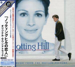 Notting Hill (+2 Bonus Tracks) (Original Soundtrack) [Import]