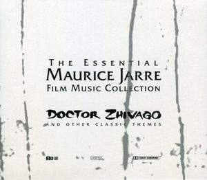 The Essential Maurice Jarre Film Music Collection: Dr Zhivago and Other Classical Themes