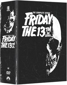 Friday The 13th - The Series: The Complete Series , John D. LeMay