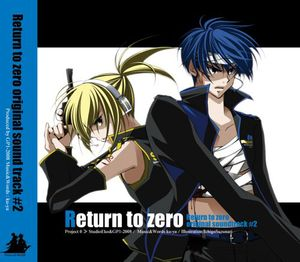 Return to Zero Original Sound Track 2