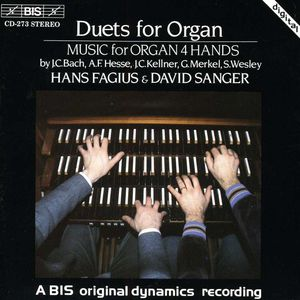 Duets for Organ