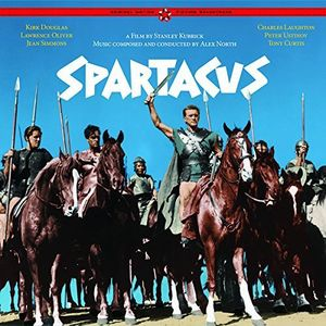 Spartacus (Original Soundtrack) [Import]