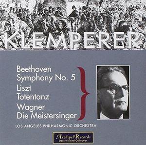 Sinfonie 5 /  Liszt Totentan