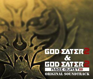 God Eater 2 & God Eater 2 Rage (Original Soundtrack) [Import]