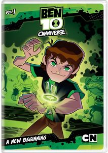 Ben 10: Omniverse: Volume 1: A New Beginning