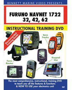 Furuno Navnet 1722,1732,1742,1762,1722C,1732C,1742C,1762C Radio Operation