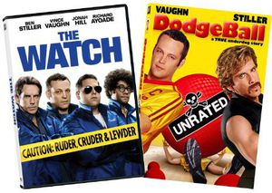 Dodgeball: A True Underdog Story/ The Watch