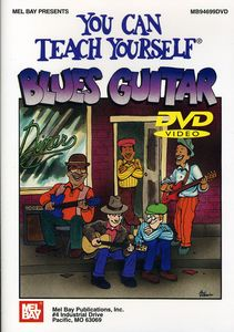 You Can Teach Yourself Blues Guitar