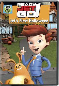 Ready Jet Go! Jet's First Halloween