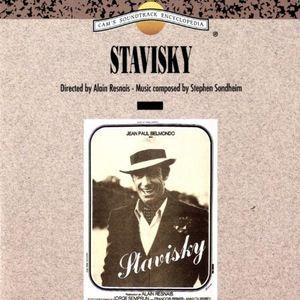 Stavisky (Original Soundtrack) [Import]