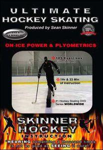 On-ice power and plyometrics