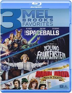 Spaceballs /  Young Frankenstein /  Robin Hood