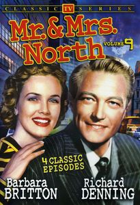 Mr. And Mrs. North: Volume 9