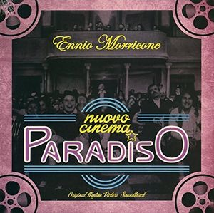 Nuovo Cinema Paradiso (Original Soundtrack) [Import]