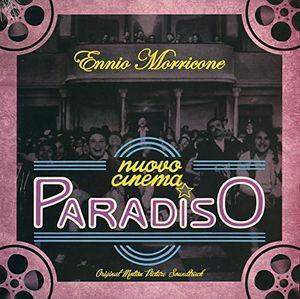 Nuovo Cinema Paradiso (Original Motion Picture Soundtrack) [Import]
