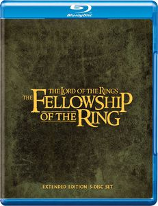 The Lord of the Rings: The Fellowship of the Ring (Extended Edition) [Import]