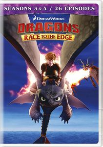 Dragons: Race To The Edge - Seasons 3 And 4