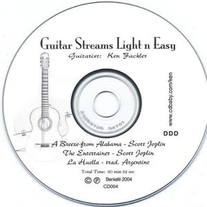 Guitar Streams Light N Easy
