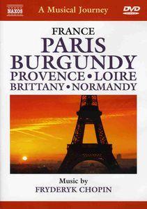 Musical Journey: Paris Burgundy Provence Loire