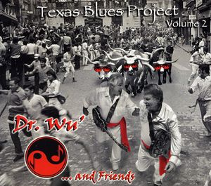 Texas Blues Project Vol. 2