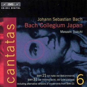 Cantatas 6
