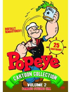 Popeye Cartoons: Volume 2