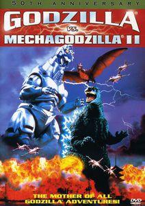 Godzilla Vs Mechagodzilla II