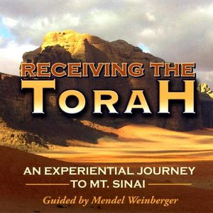 Receiving Torah: Experiential Journery MT Sinai