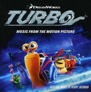 Turbo (Original Soundtrack) [Import]