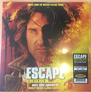 Escape From L.A. Music From Motion Picture Score [Import]