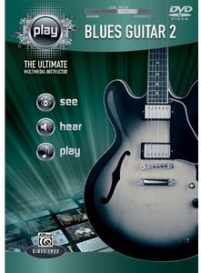 Alfred's PLAY Series Blues Guitar: Volume 2
